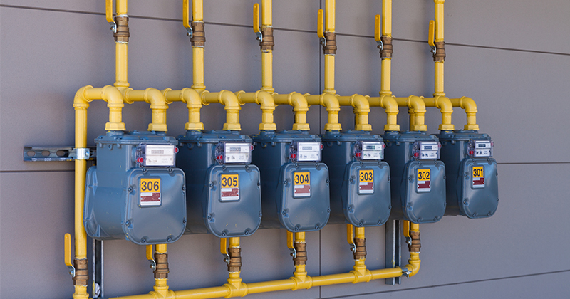 Image result for gas line installation