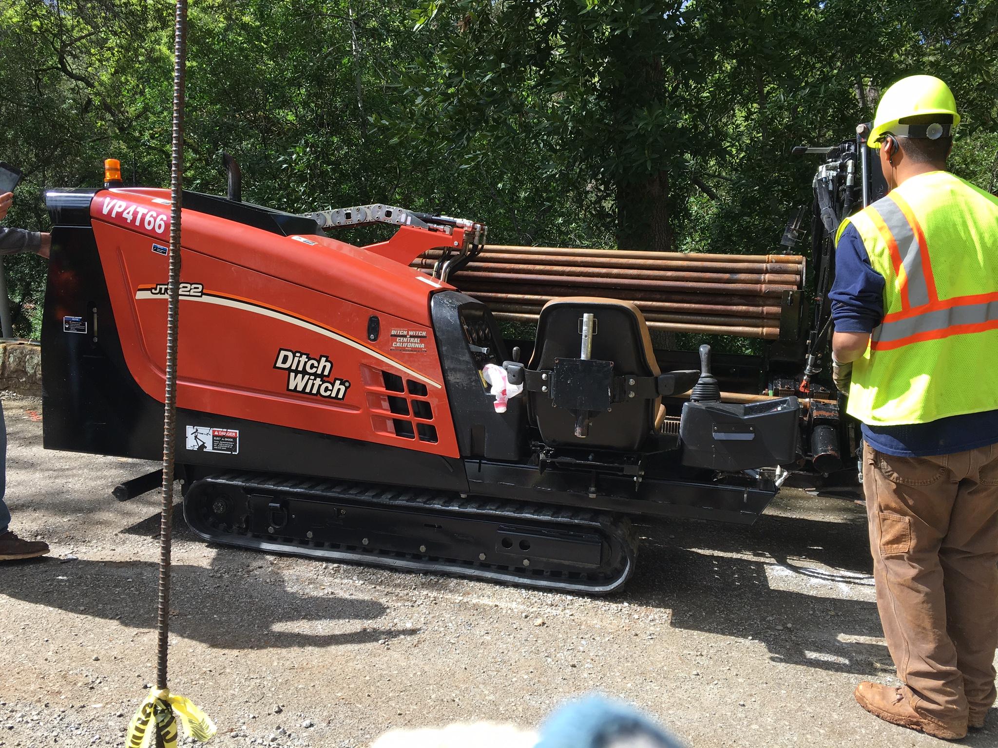 trench free pipe repair